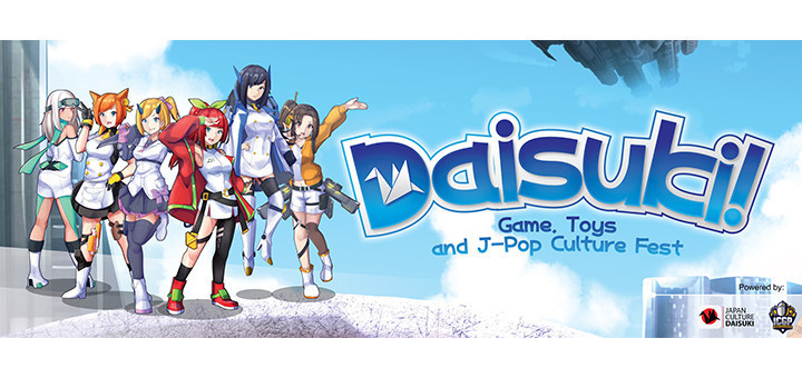 Daisuki! Japan Ten