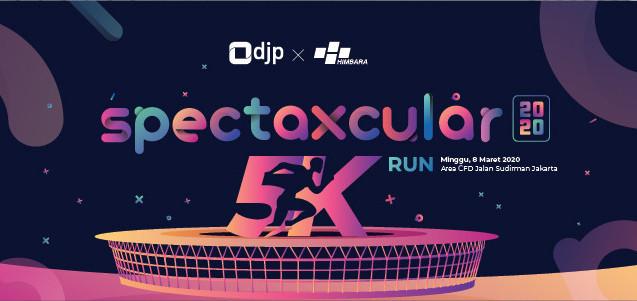 5K Virtual Run Spectaxcular 2020