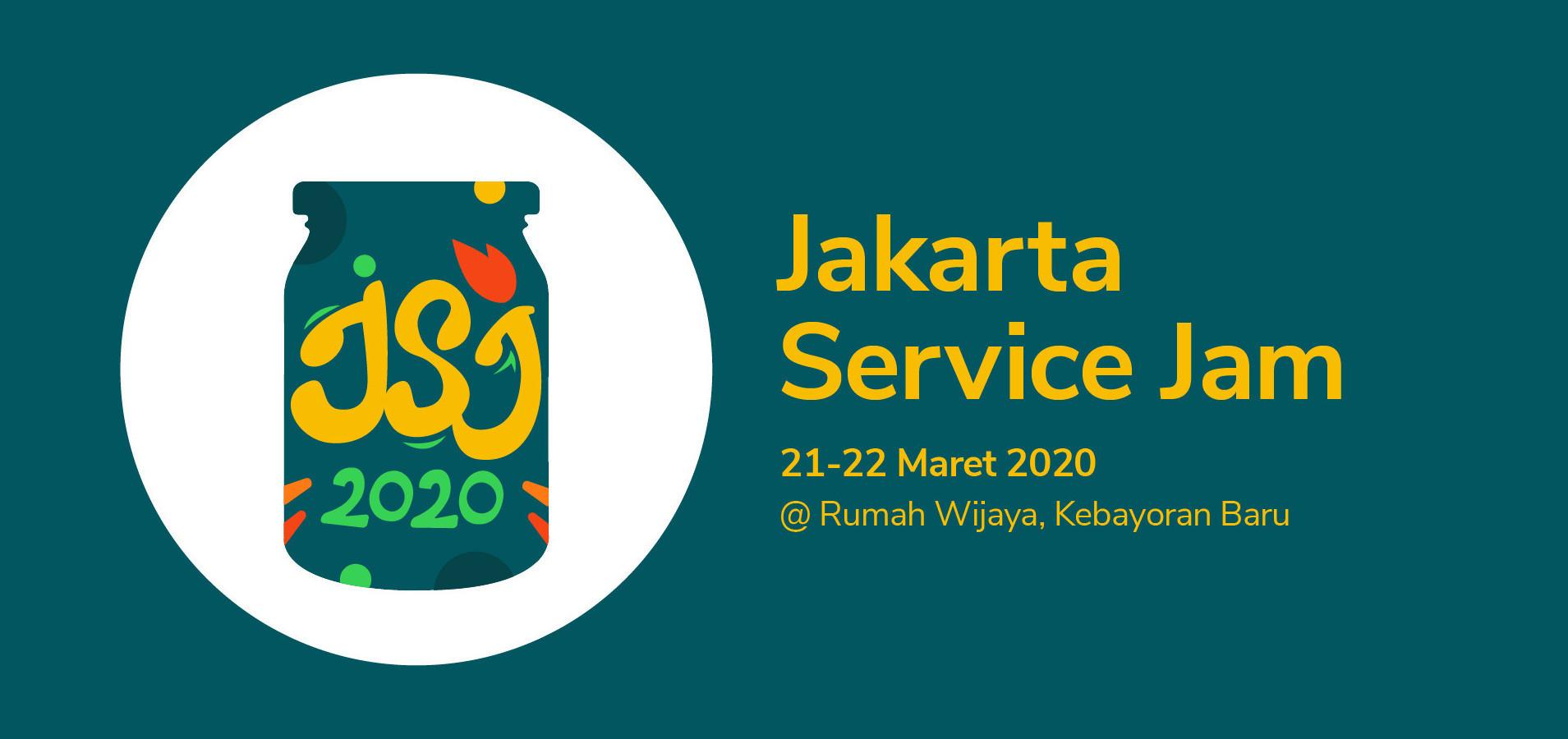 Jakarta Service Jam 2020