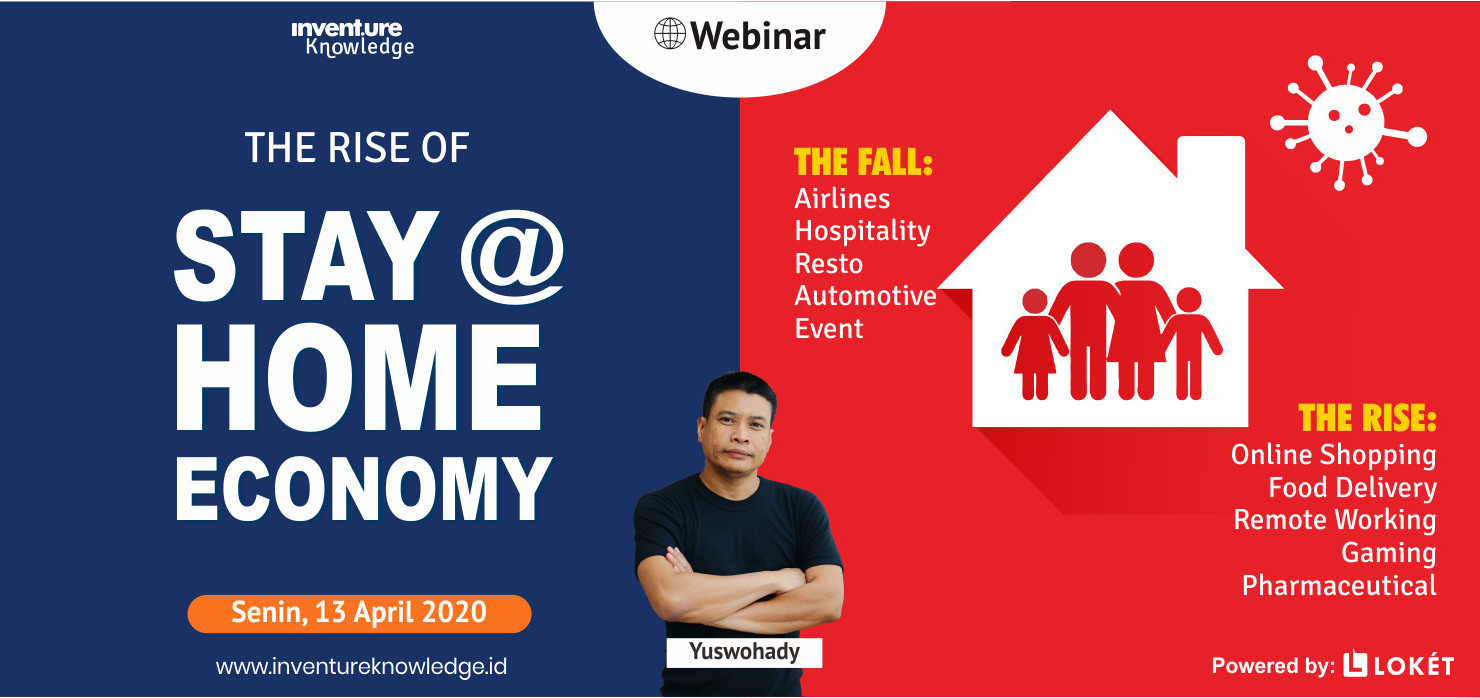 Webinar - The Rise of Stay @ Home Economy