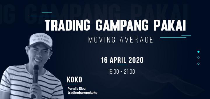 Trading Gampang Menggunakan MA - Sahamology.id