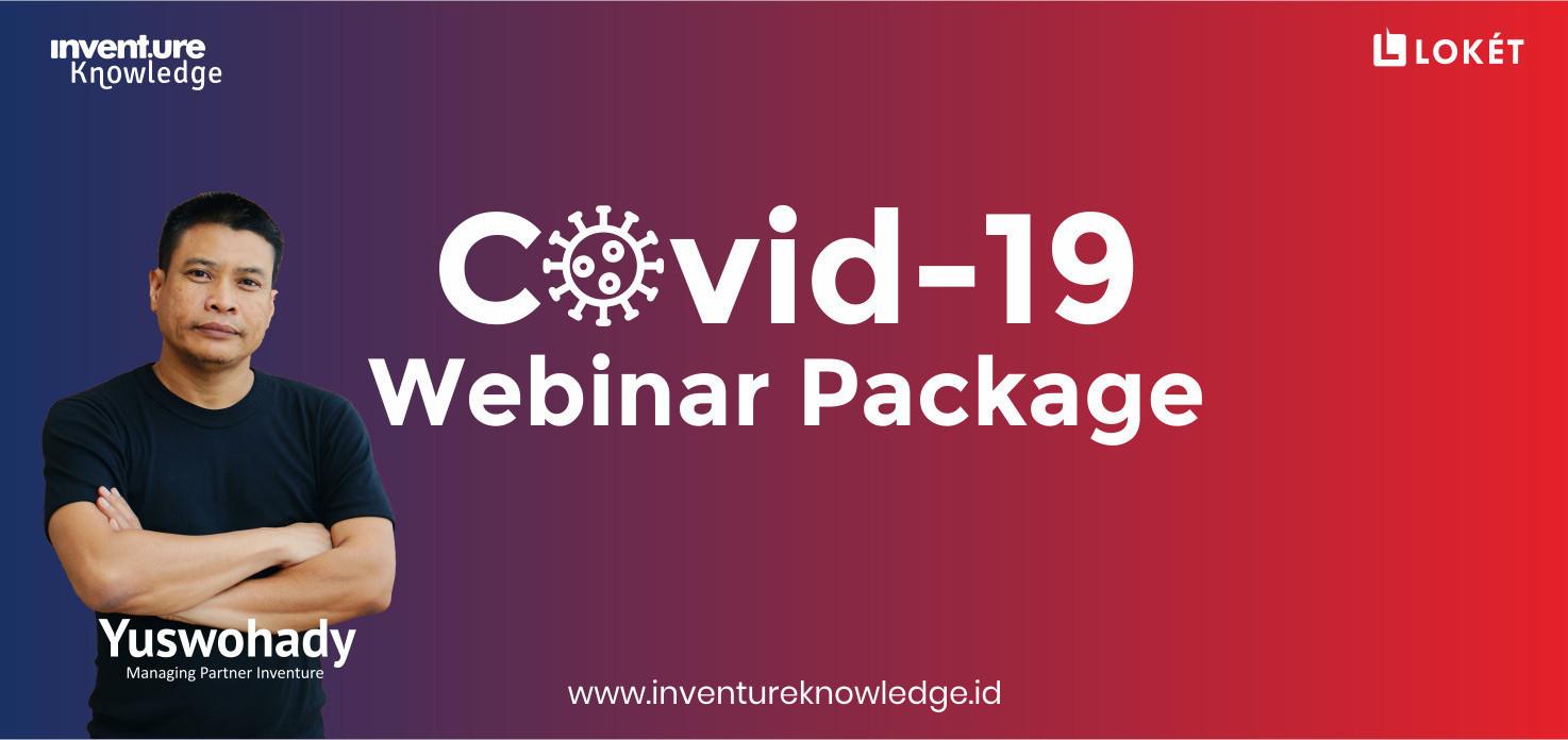 [BUNDLE PACKAGE] Covid-19 Webinar Series