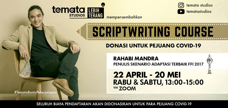 #LebihTerang Scriptwriting Course