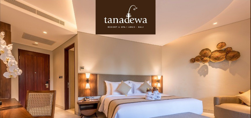 PAY NOW STAY LATER VOUCHER AT TANADEWA RESORT AND SPA UBUD