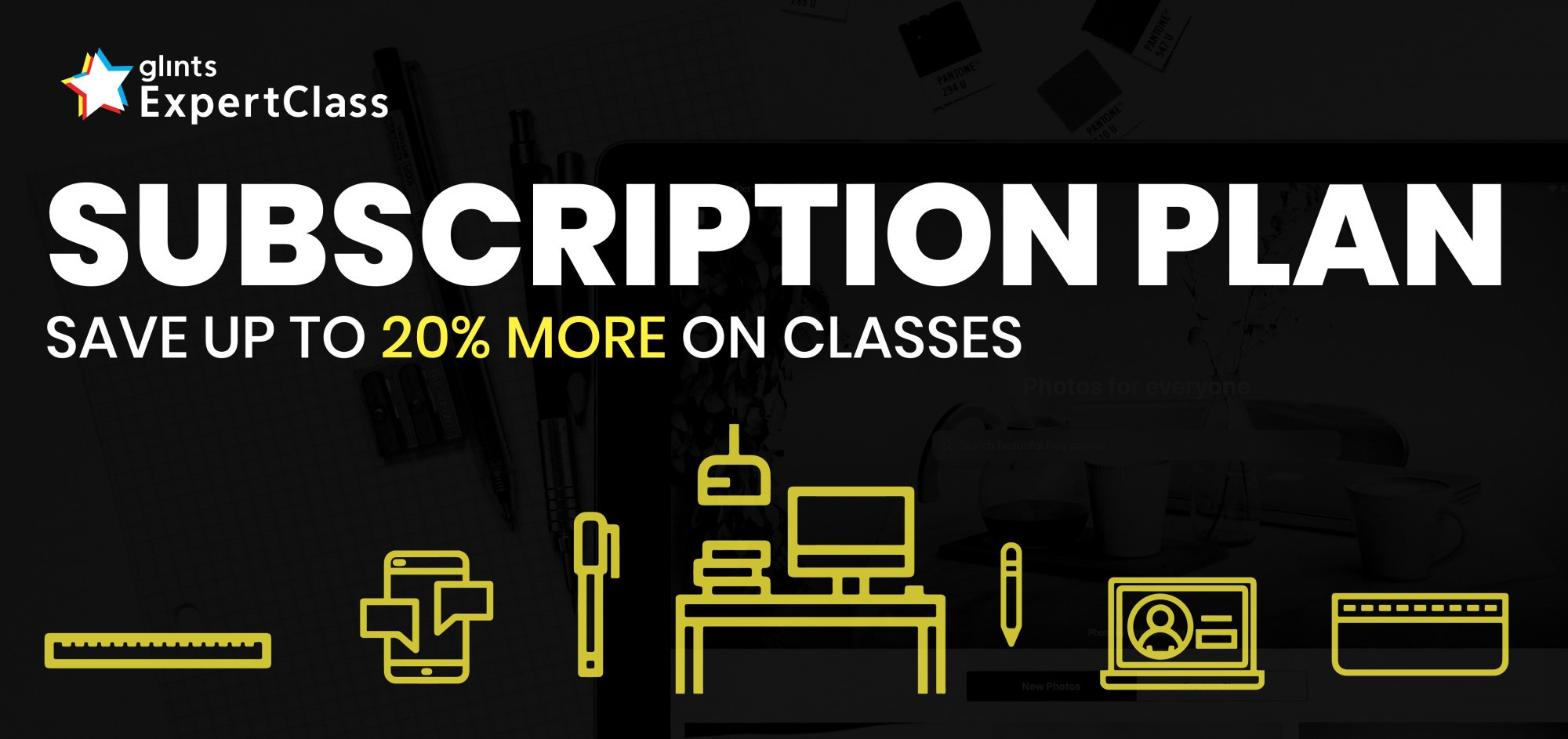 Glints ExpertClass Subscription Plan