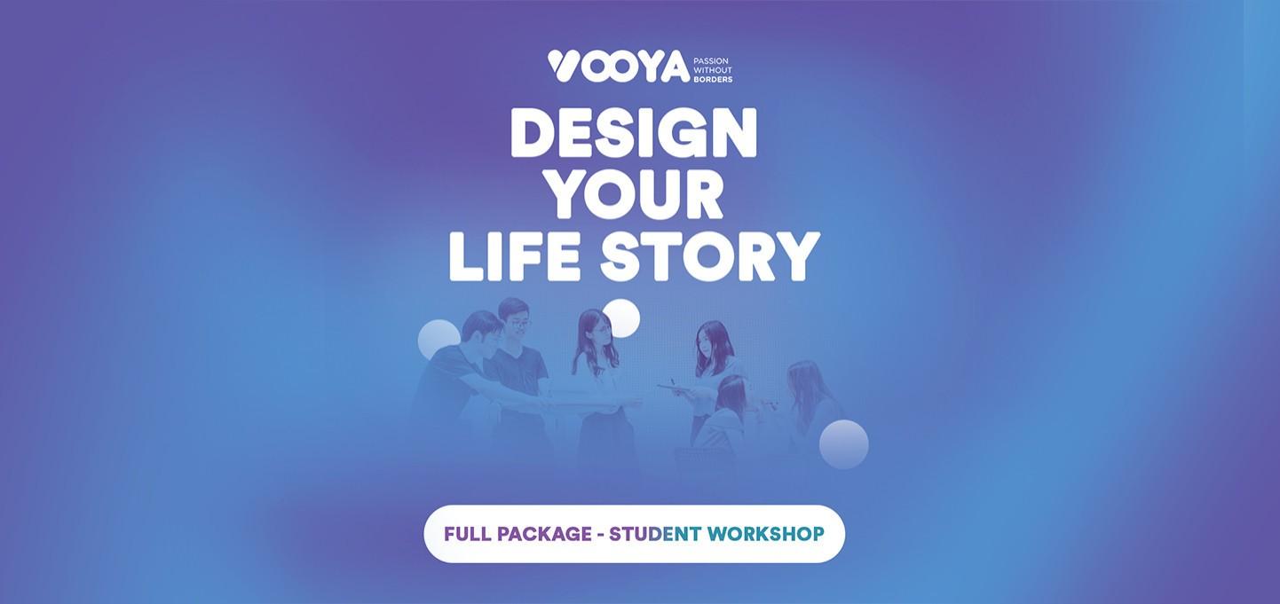 Design Your Life Story - Workshop Bundle for Students