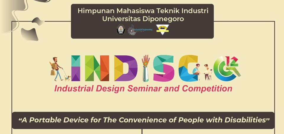 INDISCO 12 (Industrial Design Seminar and Competition)