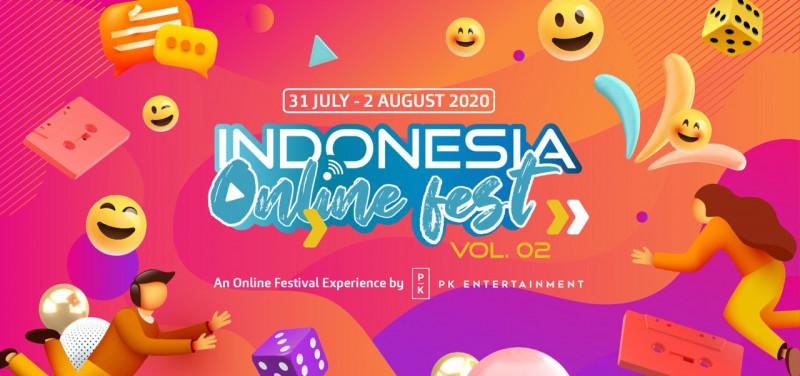 Indonesia Online Fest Vol. 02