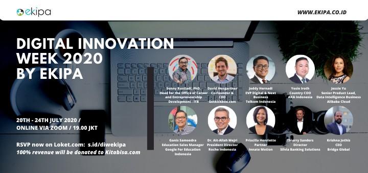 Digital Innovation Week 2020 by Ekipa