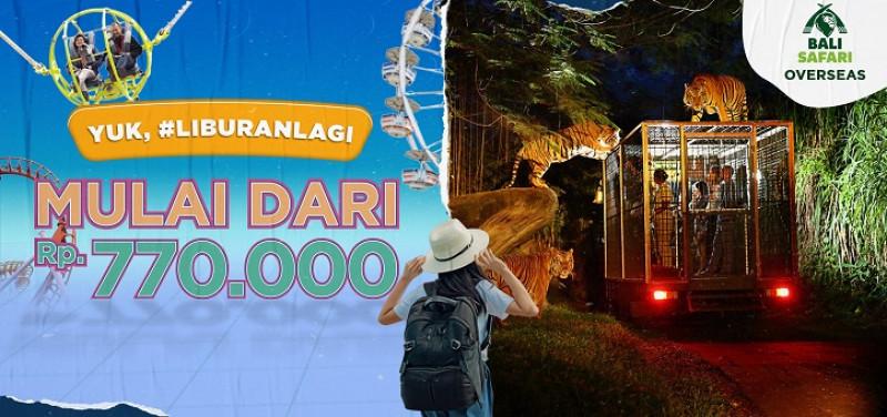 Bali Safari and Marine Park (International Market)
