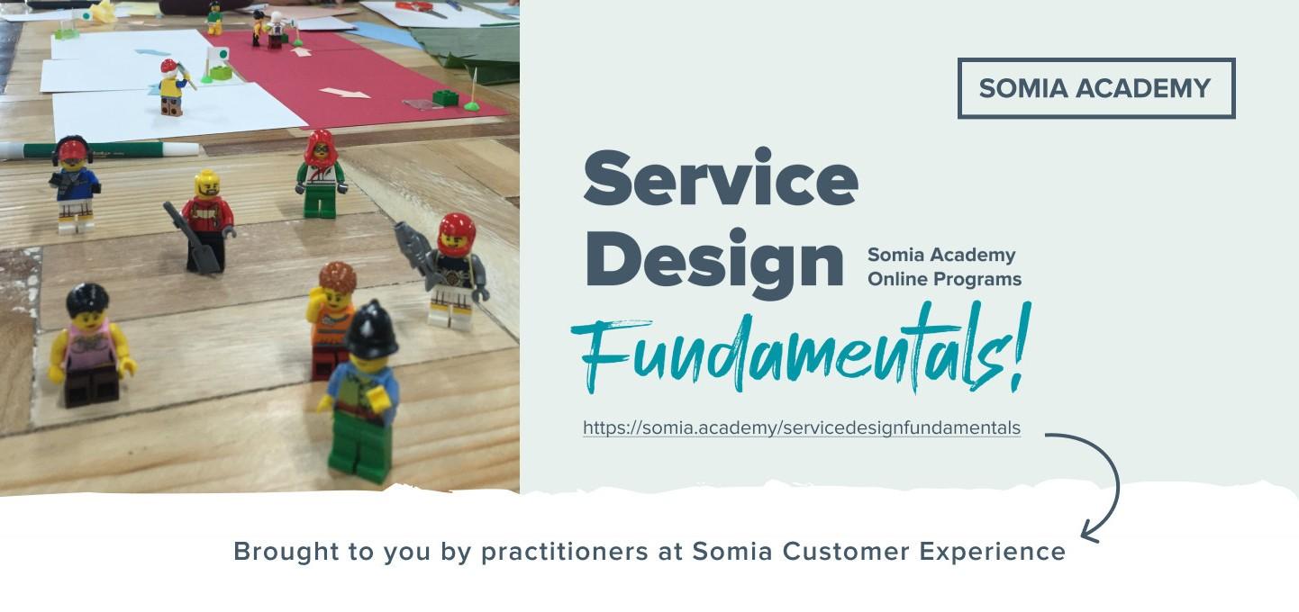 Somia Academy Online: Service Design Fundamentals