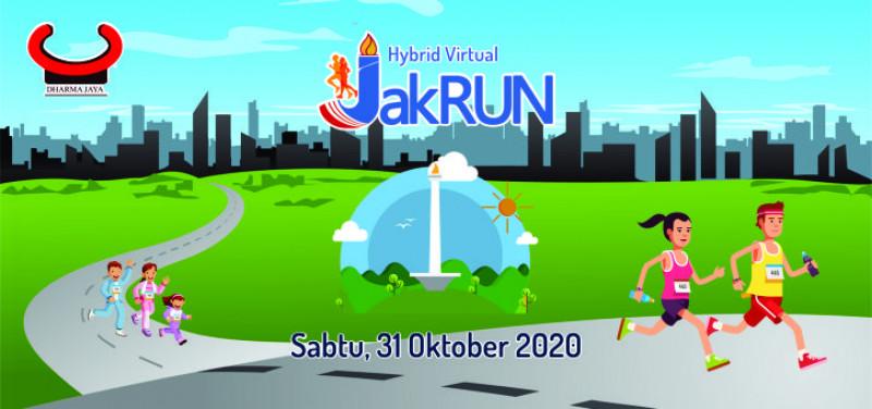 Hybrid Virtual JakRUN
