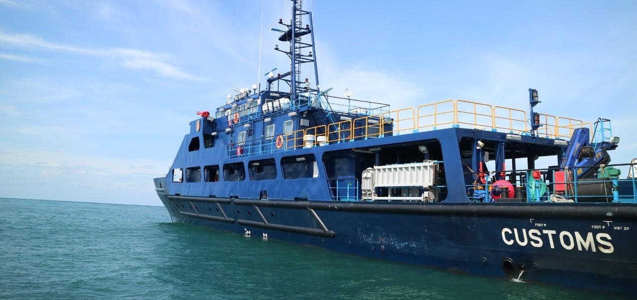 Marine Customs Virtual Event