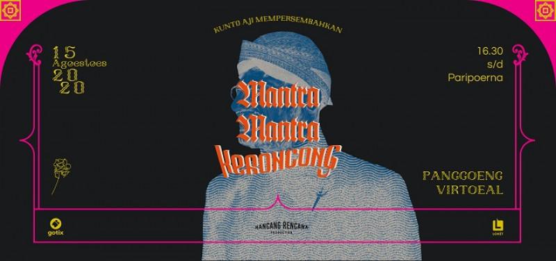 Konser MANTRA MANTRA KERONCONG