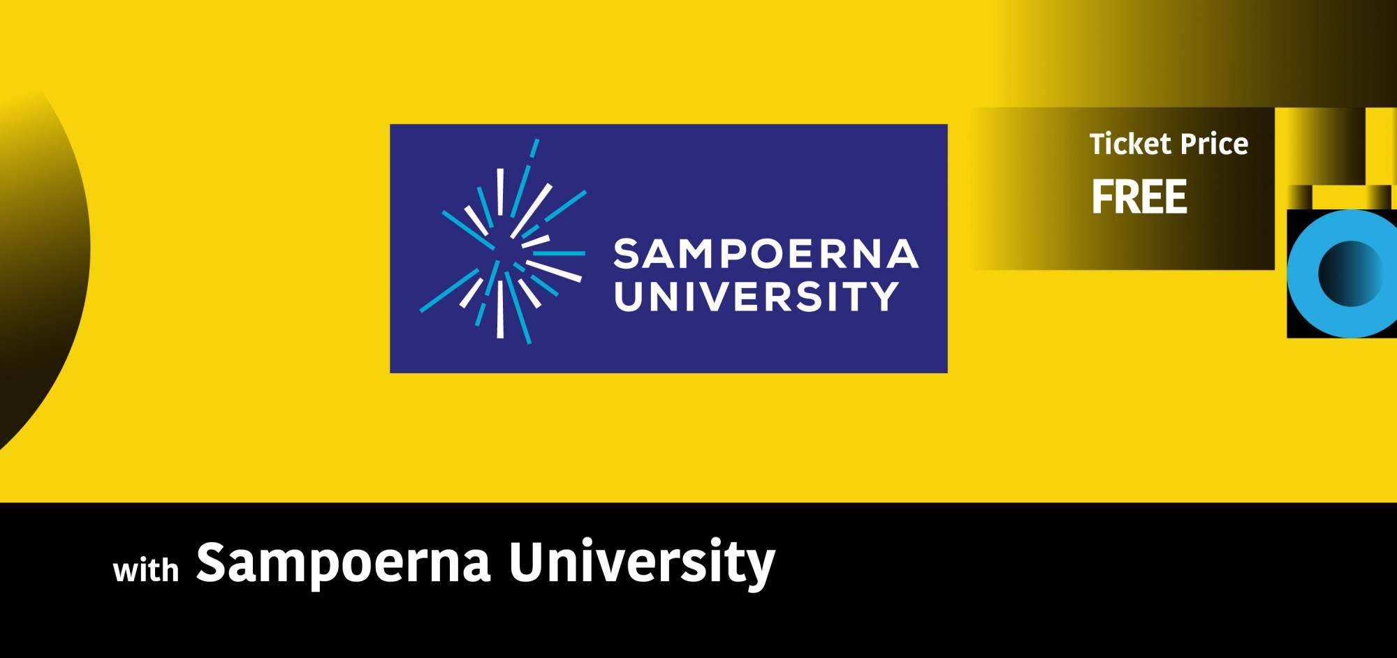 [The Classroom] Sampoerna University : The Future Challenge of Design, Technology and media