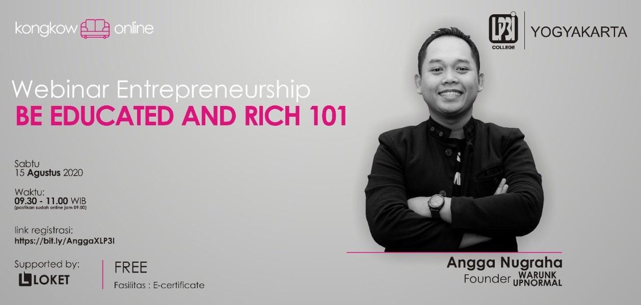 kongkow entrepreneurship