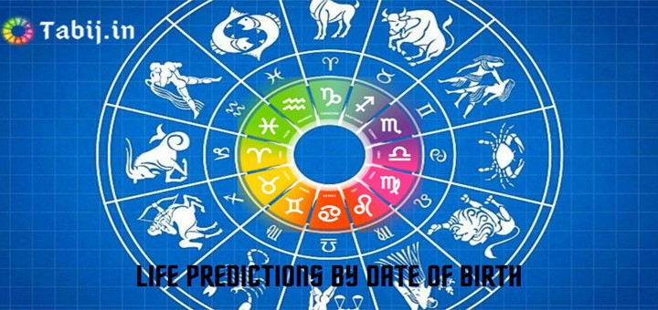 Life Predictions by date of birth for a better future