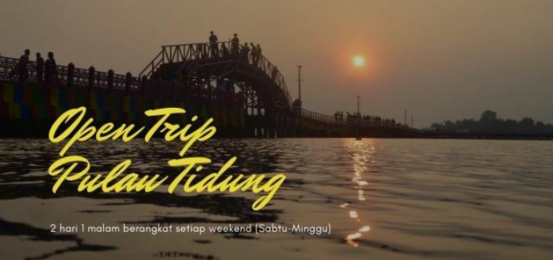 Open Trip Pulau Tidung 2 Hari 1 Malam