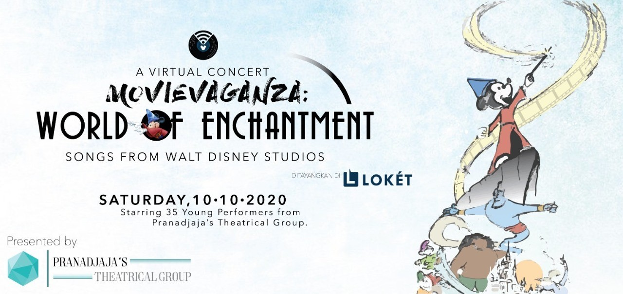 Movievaganza: World of Enchantment