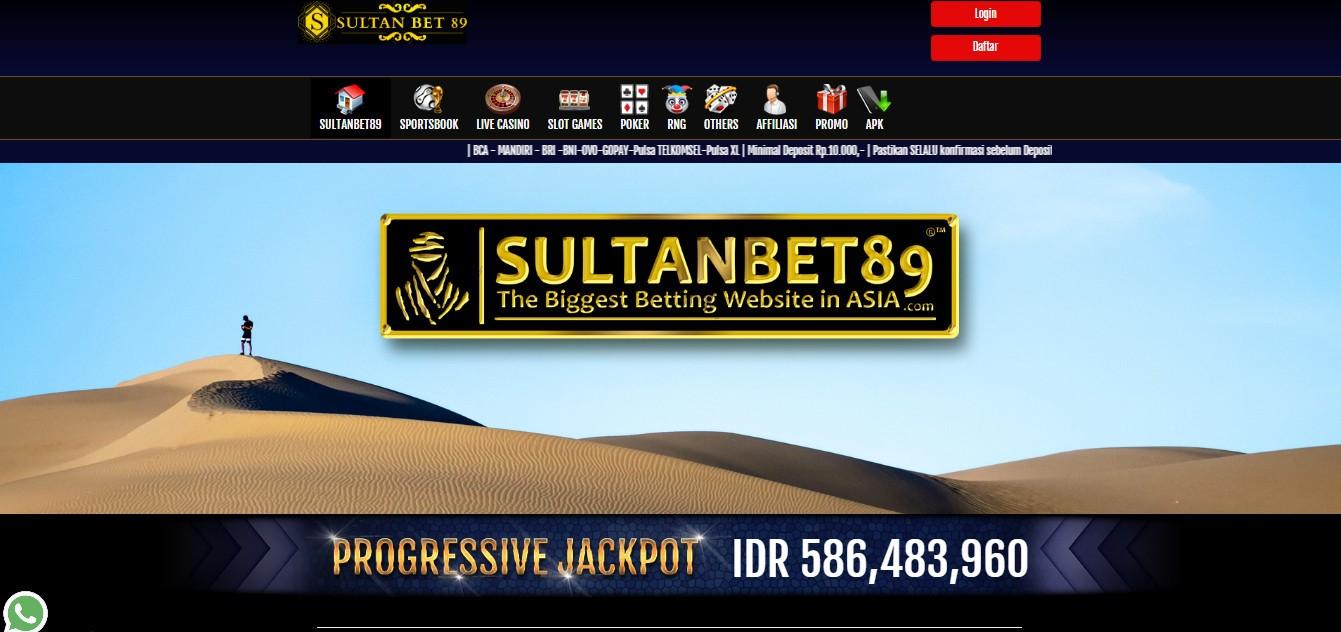 Jual Tiket Sultanbet89 Bandar Judi Slot Online Terbaik Dan Terpercaya Di Indonesia Loket Com