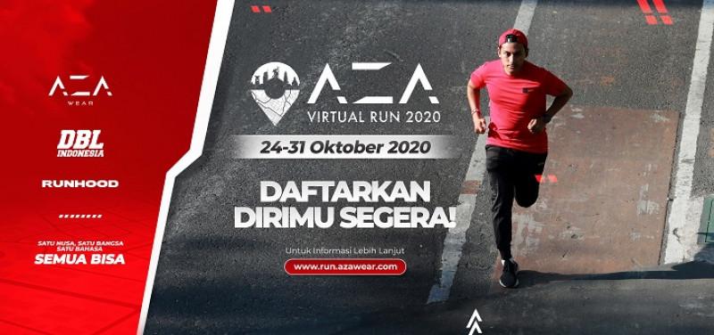 AZA Virtual Run