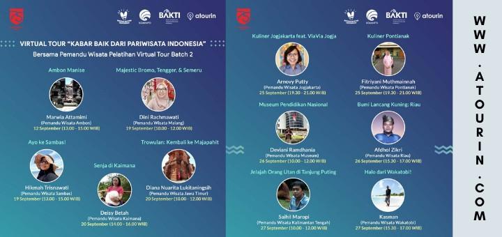 """Virtual Tour """"Jelajah Orangutan di Tanjung Puting"""""""