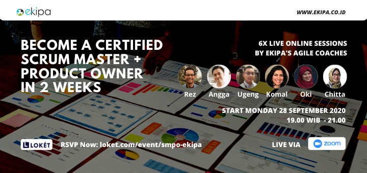 Become A Certified Scrum Master and Product Owner in 2 Weeks