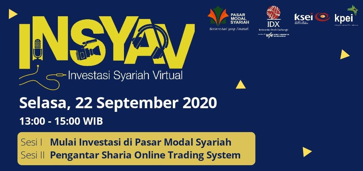 Investasi Syariah Virtual