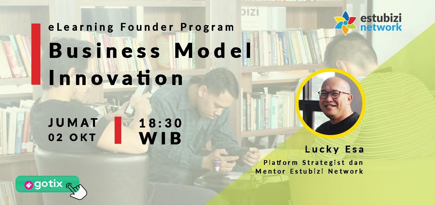 Founder Program: Business Model Innovation