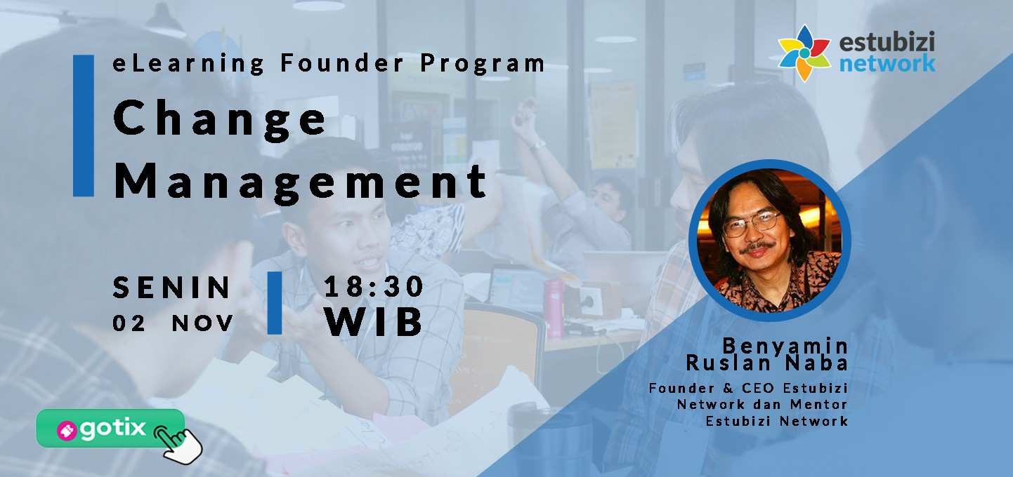 Founder Program: Change Management