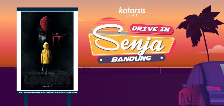 Drive-In Senja Bandung: IT