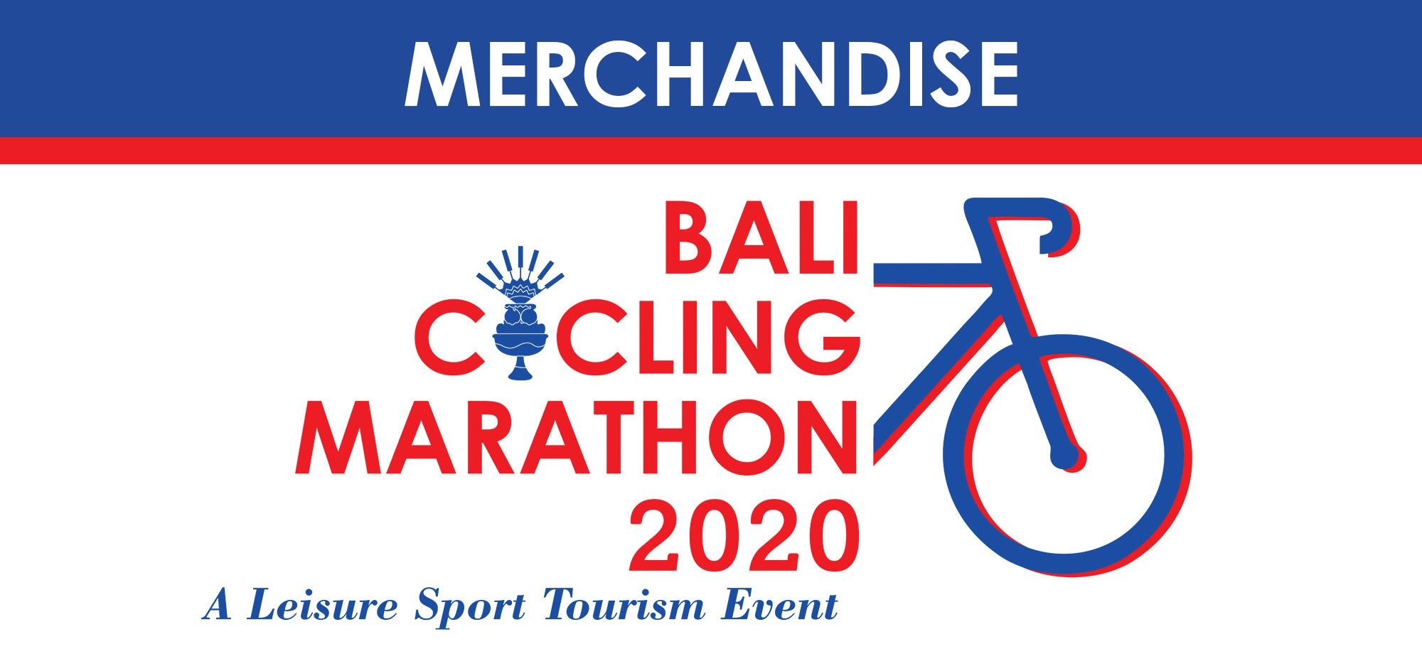 PRE-ORDER ADD ON MERCHANDISE :: BALI CYCLING MARATHON 2020