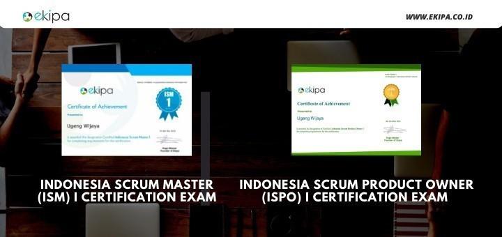 Indonesia Scrum Master Certification Exam / Indonesia Scrum Product Owner Exam
