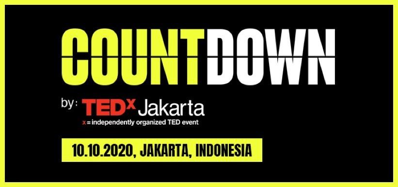 COUNTDOWN by TEDxJakarta