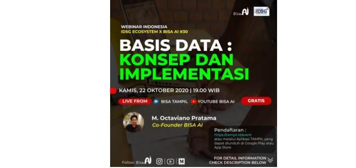 Basis Data  : Konsep dan Implementasi Belum dimulai