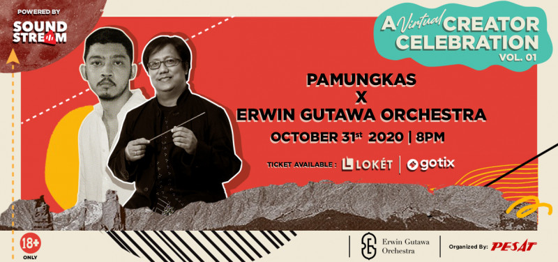 A Virtual Creator Celebration - Pamungkas x Erwin Gutawa
