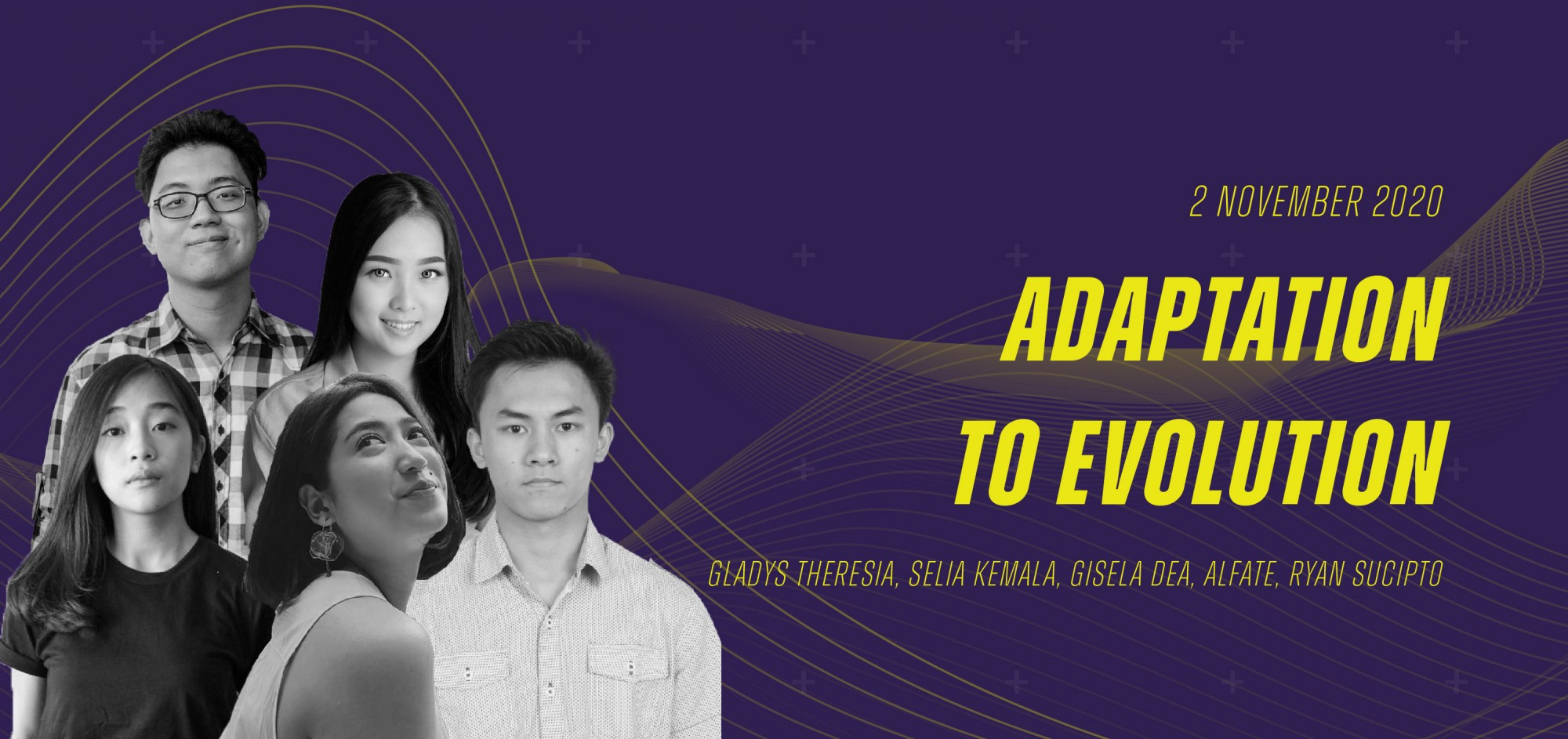"Talkshow Alumni DKV ""Adaptation to Evolution"