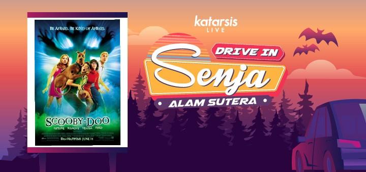 Drive-In Senja Alam Sutera: Scooby-Doo