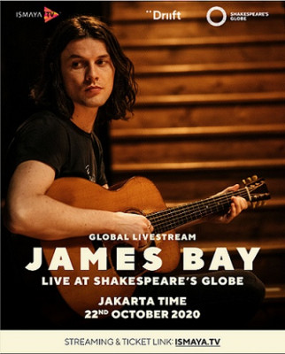 James Bay Live from Shakespeares Globe