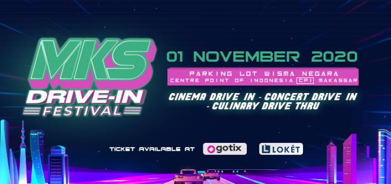 MKS DRIVE-IN FESTIVAL (1 November 2020)
