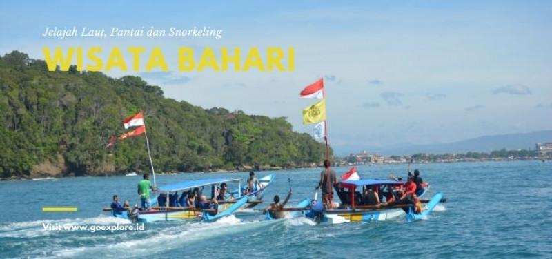 Jelajah Perahu Pantai Timur  Cagar Alam
