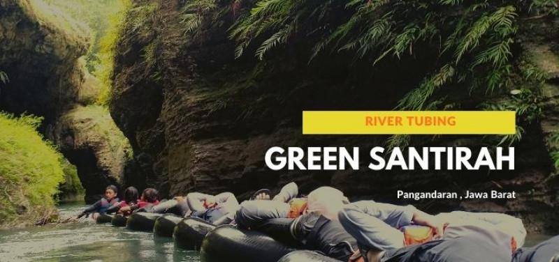 River Tubing Green Santirah