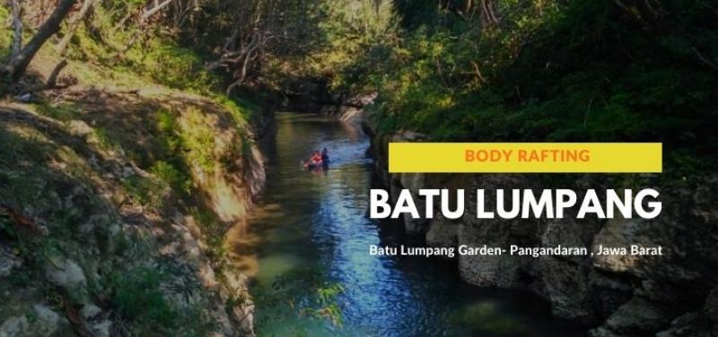 Body Rafting Batu Lumpang Garden