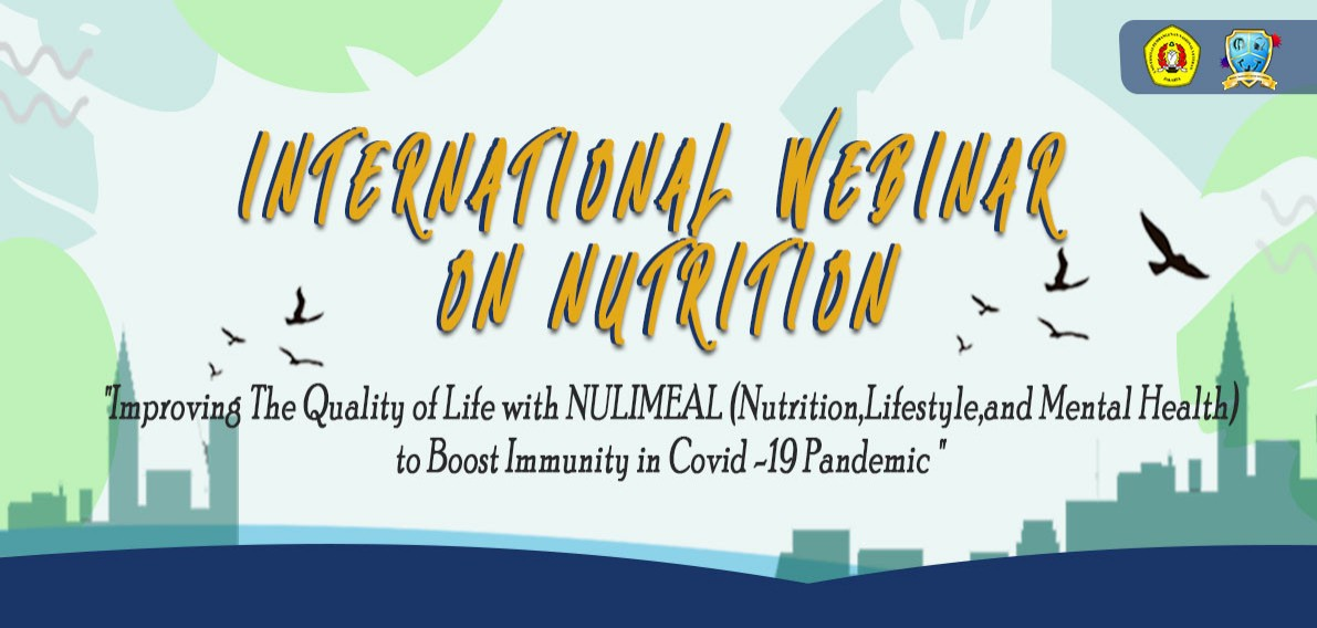 International Webinar on Nutrition
