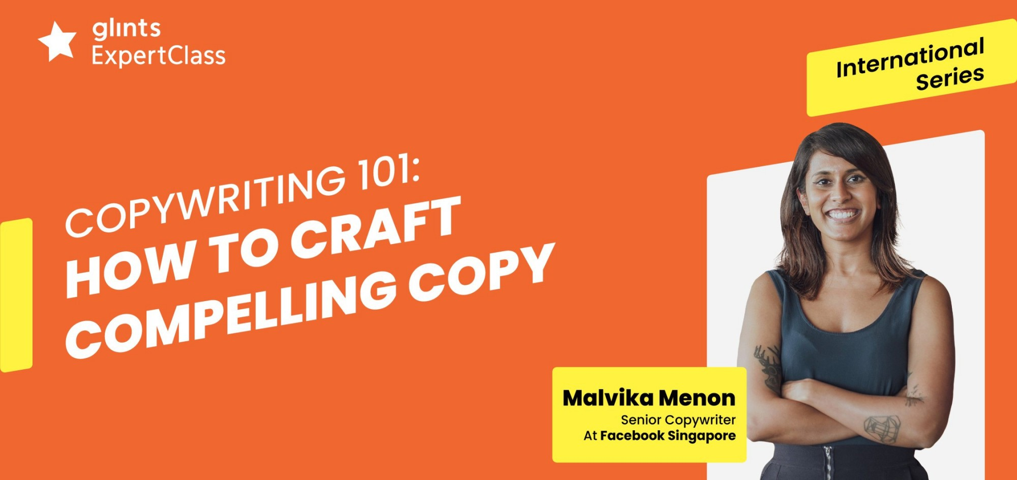 [Glints - GEC International Series] Copywriting 101: How to Craft Compelling Copy