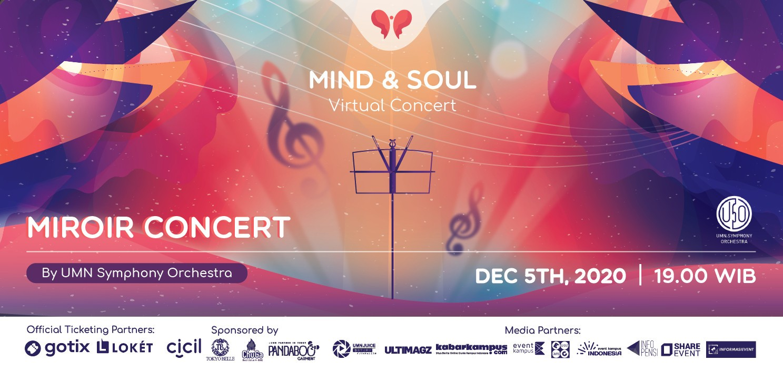 Miroir Concert: Mind  Soul