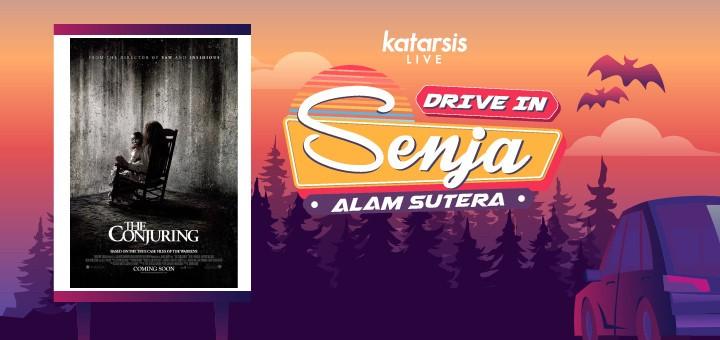 Drive-In Senja Alam Sutera: The Conjuring