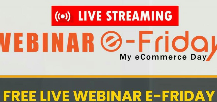 Webinar ( GRATIS ) My eCommerce Day