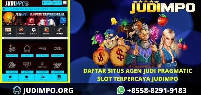 Jual Tiket Daftar Situs Agen Judi Pragmatic Slot Terpercaya Judimpo Loket Com