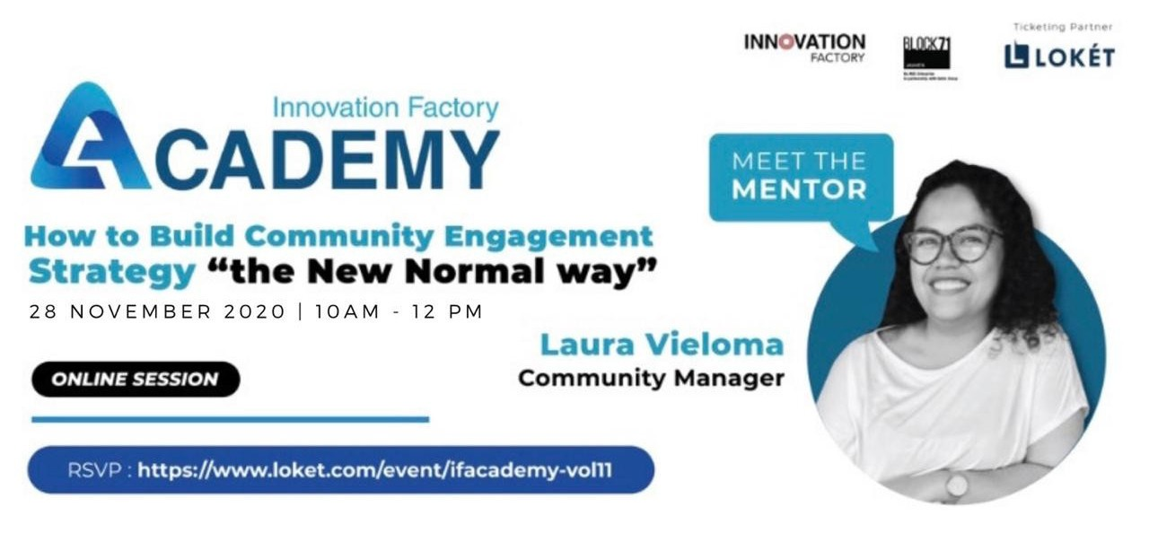 IF Academy: How to Build Community Engagement Strategy